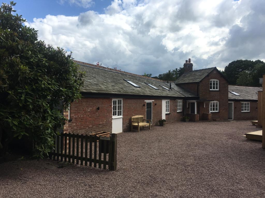 Bothy Cottages, Macclesfield